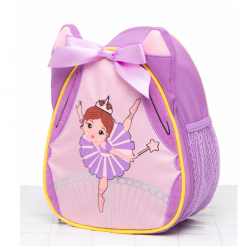 SUGAR PLUM BACK PACK B208