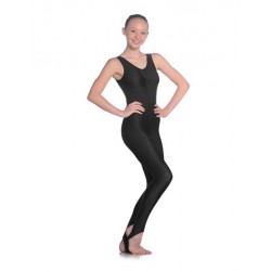 SLEEVELESS CATSUIT WITH...