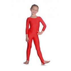 LONG SLEEVE CATSUIT NYLON...