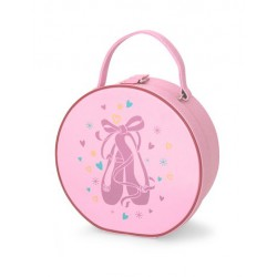 HARD VANITY CASE DANCE BAG...