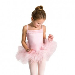 CAPEZIO RUFFLE TUTU DRESS...