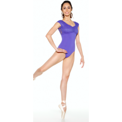 SO DANCA LACE LEOTARD WITH...