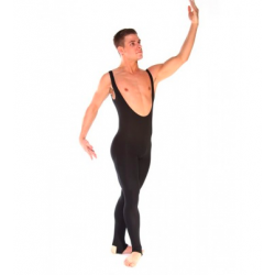 MALE COTTON UNITARD LONG LEG