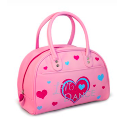 LOVE DANCE RETRO STYLE BAG