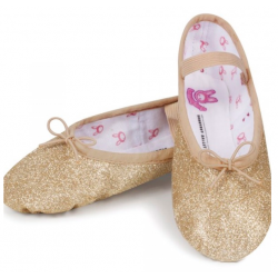 BLOCH GOLD GLITTER SPARKLE...