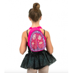 GLITTER BACKPACK (B222C)