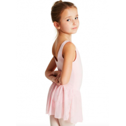 CAPEZIO V NECK TANK DRESS...