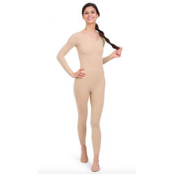 CAPEZIO LONG SLEEVE UNITARD...