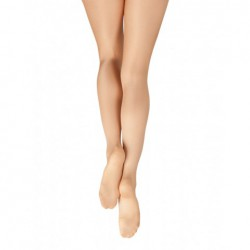 CAPEZIO FOOTED SHIMMER...