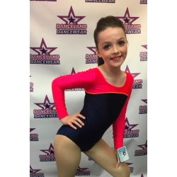 LONG SLEEVE GYMNASTIC LEOTARD