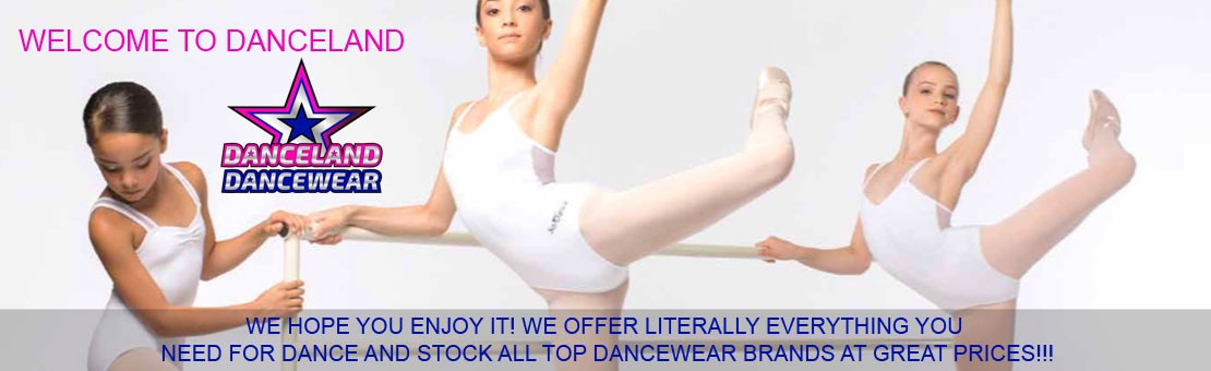 Welcome to Danceland Dancewear
